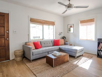 Photo for Modern Minimalist Cozy Airy 2BR in Echo Park