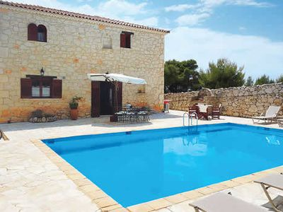 Photo for Traditional country villa w/ modern touches, pool, terrace, free AC & Wi-Fi