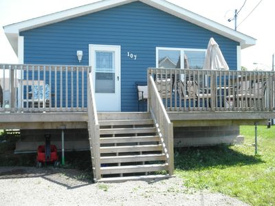 Photo for Beach Vacation Cottage Rental - Pointe-Du-Chene (SHEDIAC)