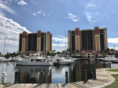 Photo for Magnificent Views at Cape Harbour Condo!