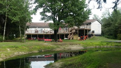 Paradise Cove Harbor ~ 2 Bedroom / 1 Bath Apartment WIFI, Fishing, and Firepit