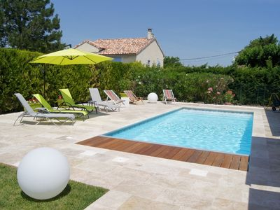 Photo for At ISLE ON THE SORGUE in the heart of Provence