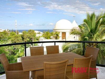 Photo for Set High To Enjoy Ocean Views, Modern And Tastefully Furnished