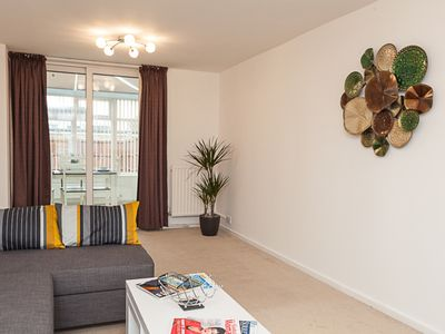 Photo for Gatwick Place- Spacious 4 bedroomed house with private parking