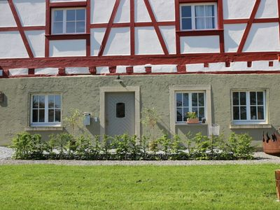 Photo for Enchanting apartment with lake view (100 meters from Lake Constance)