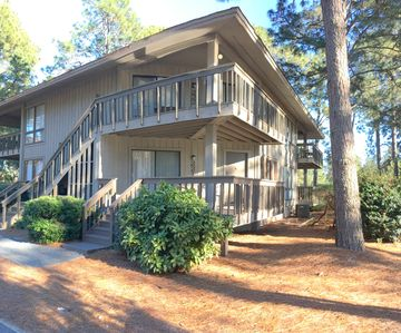 Photo for 222 Foxkroft Dr. Foxfire Village Golf Front Condo 2/2 Sleeps 6 Swimming Pool