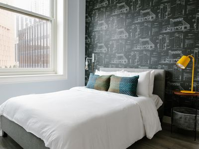 Photo for Sonder | The Plymouth | Stylish 2BR + Gym