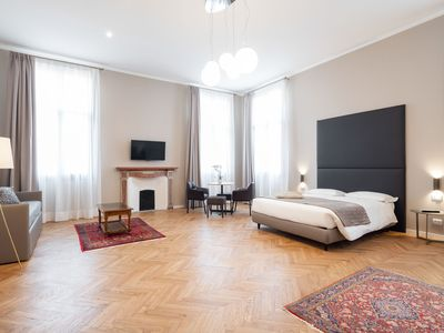 Room 108 - Hotel Palazzo Martinelli Dolfin - Rent for rooms for 3 people