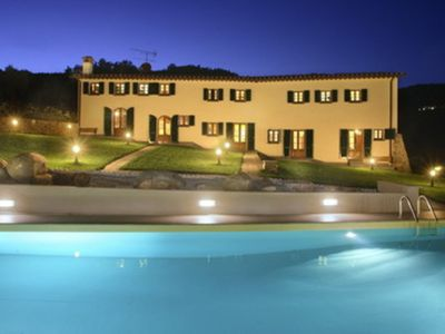 Photo for Villa in Montecatini with 11 bedrooms sleeps 22