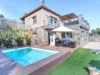 Photo for Vacation home Atenea in Lloret de Mar - 8 persons, 4 bedrooms