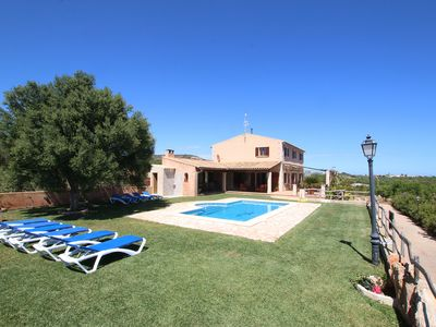Photo for Sa Marina - Country house for 8 people in Santanyi