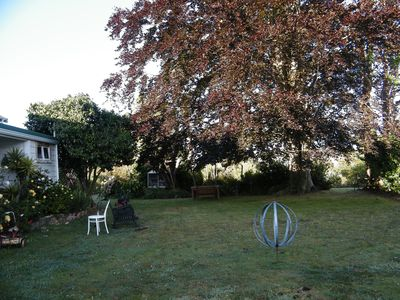 Photo for Country Homestead, Tramping, Fishing, Hunting. Relax in extensive gardens
