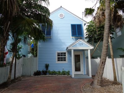 Photo for Luxurious Key West Pool Home block from Duval & completely remodeled in 2017!