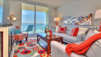 Photo for Amazing Beachside Escape at the Sand Castle  in Indian Shores!