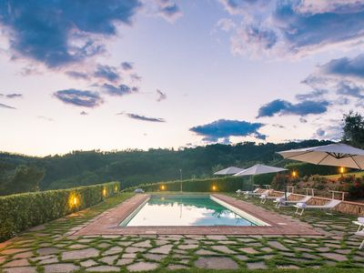 Photo for Five Bedroom Private Villa Montecatini area  Villa Cerere is a beautiful country villa in a wonderful