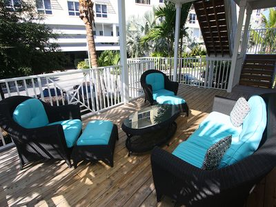 Photo for The Beach Club at Siesta Key #106A:2 BR / 2 BA Resort on Siesta Key by RVA, Sleeps 6