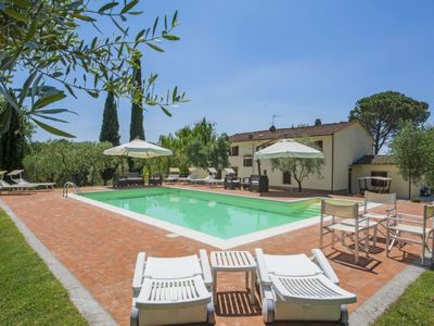 Photo for Vacation home Beboli in Vinci - 14 persons, 7 bedrooms