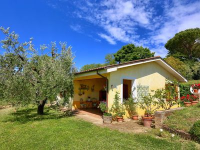 Photo for Modern Cottage in Graffignano Italy with Swimming Pool