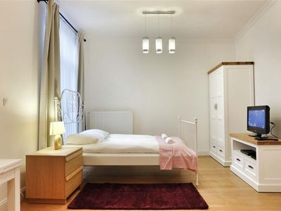 Photo for Top Spot Residence 10 apartment in Brussels Centre with WiFi & lift.