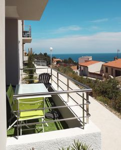 Photo for CERBERE, CASA MIRO, T2 design with beautiful terrace SEA VIEW and Wifi