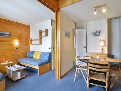 Photo for Apartment Belle Plagne, 1 bedroom, 7 persons