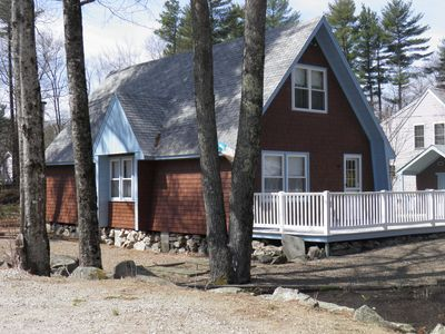 Photo for Spacious, charming cottage near both Long & Short Beaches
