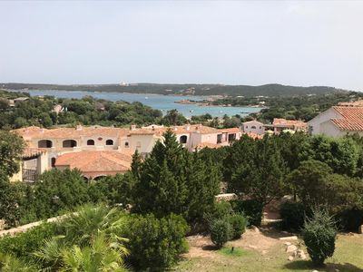 Photo for The Oleanders, app. 242 with enchanting sea view, Costa Smeralda