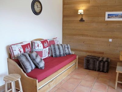Photo for Apartment Pra-Loup, 2 bedrooms, 8 persons