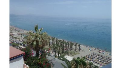 Photo for SEA FRONT APARTMENT, WIFI, ELEVATOR TO THE BEACH