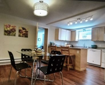 Modern, clean & spacious, 2 bdrm, in the perfect location, with parking on site