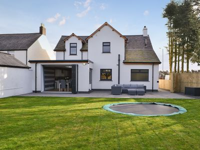 Photo for 4 bedroom accommodation in Gretna Green