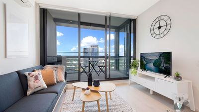 Photo for River View 2Bed APT+FREE CAR SPACE Mins to Mel CBD