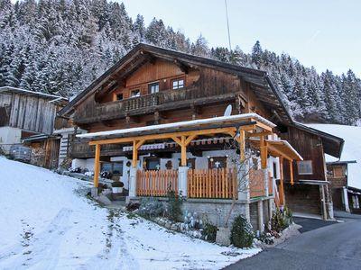 Photo for Cozy apartment very close to the ski lift Hochzillertal