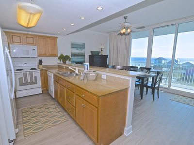 Photo for Check Us Out For {MAY} Beach Vacation Great View, Water Views Front And Back.