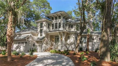 Photo for Newly Built GORGEOUS Sea Pines Home with Private Pool and Golf View
