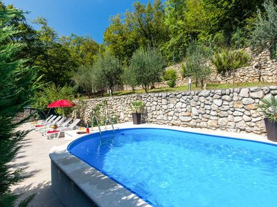 Photo for Vacation home Oscha und Karin  in Lovran, Kvarner Bay - 9 persons, 3 bedrooms