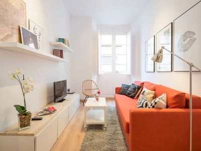 Photo for Apartment in the center of Málaga with Lift, Internet, Washing machine, Air conditioning (672727)