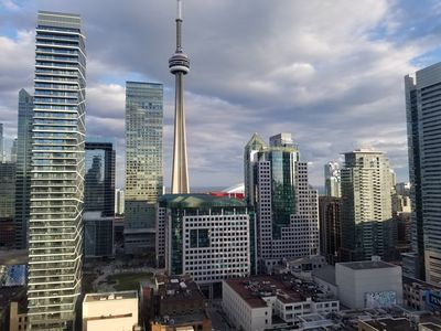Photo for Amazing Condo with Unobstructed CN Tower Views