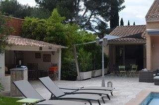 Photo for Magnificent Villa with swimming pool 500 meters from Beaucours beach