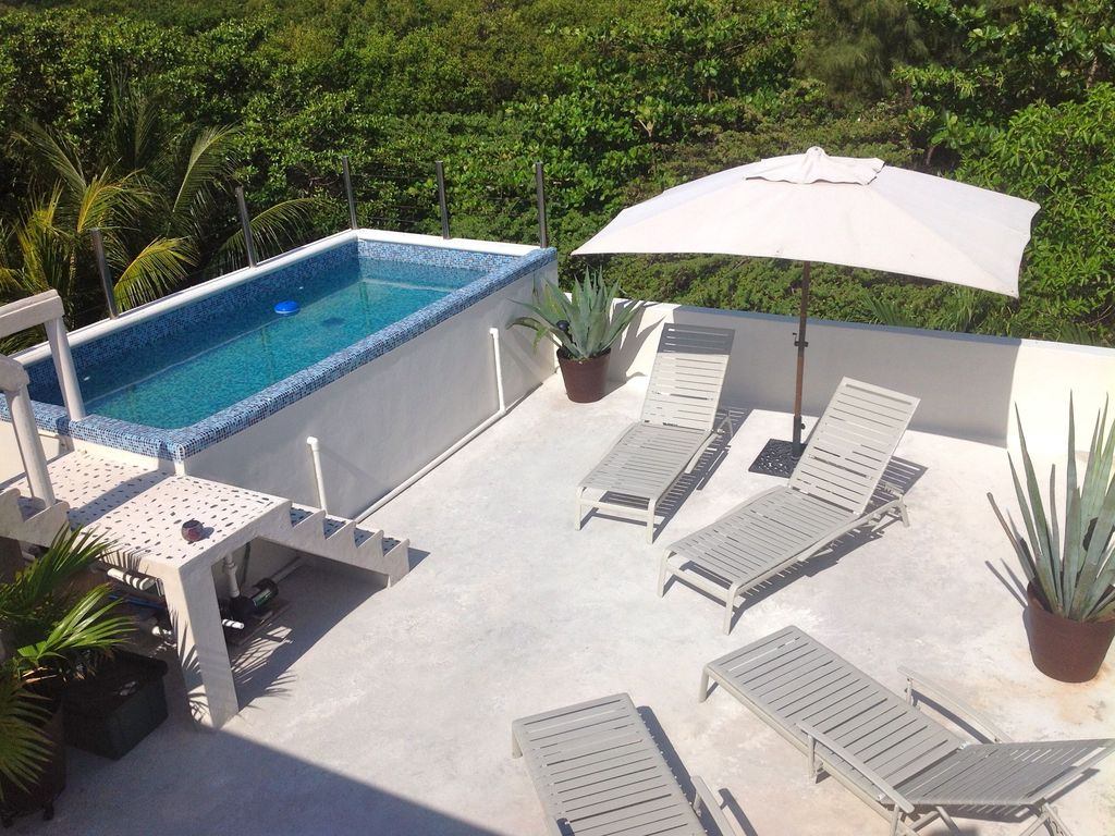 Private House In Town 3 Bedrooms Rooftop Pool Terrace