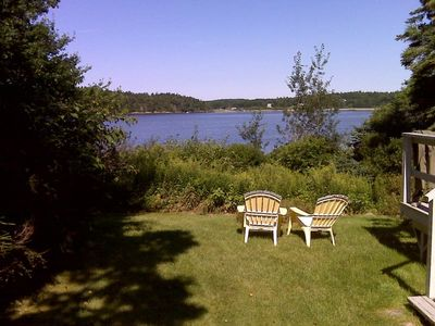 Photo for Private Beach Front Cottage on Indian Point in Georgetown, Maine