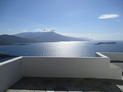 Photo for 3BR Villa Vacation Rental in andros