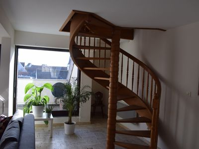 Photo for Large and beautiful duplex with views of the Ill and near Cathedral