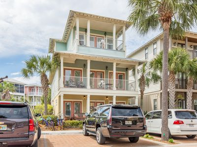 Photo for The Oasis☀️4BR in Seacrest Beach☀️May 21 to 23 $965! Walk2Rosemary- Lagoon Pool