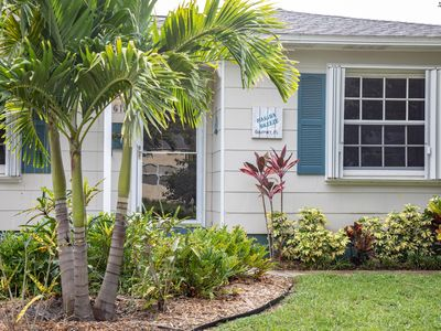 Photo for Charming, renovated, pet friendly home in Gulfport's Marina District