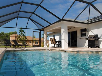 Photo for Villa Alegria - Modern villa for max 6 people. with heated pool near golf course