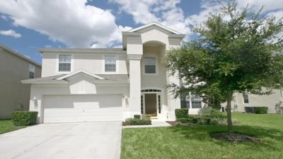 Photo for Near Disney World - Windsor Hills Resort - Welcome To Relaxing 6 Beds 4 Baths  Pool Villa - 3 Miles To Disney