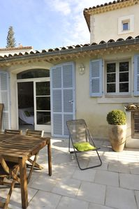 Photo for Cannes, charming studio 2/4 people with terrace and private garden