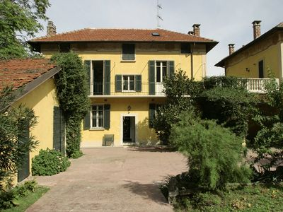Photo for House / Villa - Arona - Lake Maggiore - Italy - House with large garden