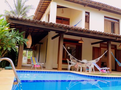 Photo for House in the center of Praia do Forte - Bed & breakfast, bedrooms clean included